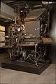 Linotype machine in Rupriikki Media Museum 2.jpg