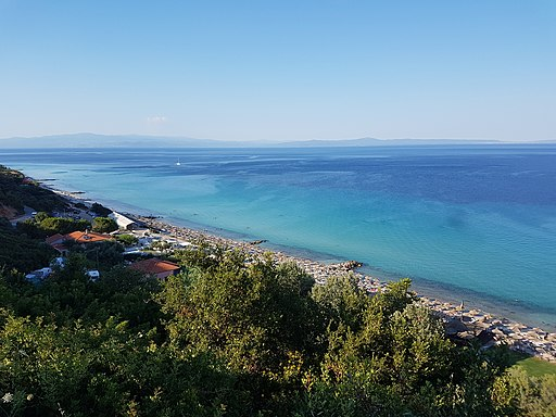 Liosi beach Afytos