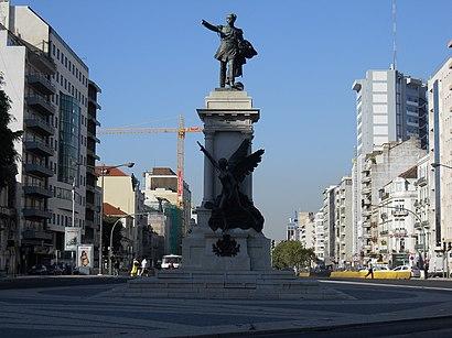 Como chegar a Praça Duque De Saldanha através de transportes públicos -  Acerca do local 2ca1e7557c