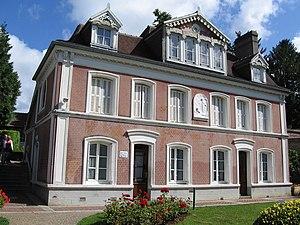 Casa de campo conhecida como Les Buissonnets, em Lisieux, onde Teresa passou boa parte da infância antes de entrar para o Carmelo.