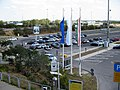 Liszt Ferenc nemzetközi repülőtér. Аэропорт Ференц Лист. Ферехедь 2 By Victor Belousov - panoramio (1).jpg