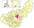 LocationMancomunidad Valle de los Ríos Alhama-Fardes.png