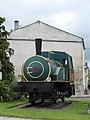 Locomotive, Saintes, Charente-Maritime, France - panoramio.jpg