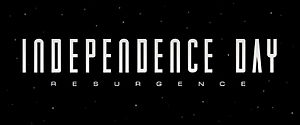 Independence Day: Resurgence - The film's logo