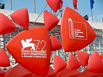 72nd Venice International Film Festival - 72nd Venice International Film Festival