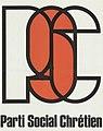 Logo du PSC belge (Parti Social Chrétien).jpg
