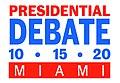 Logo for Presidential Debate October 15, 2020 in Miami.jpg