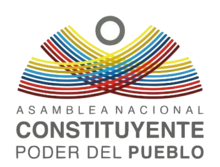 Logo of the 2017 Constituent Assembly of Venezuela.png