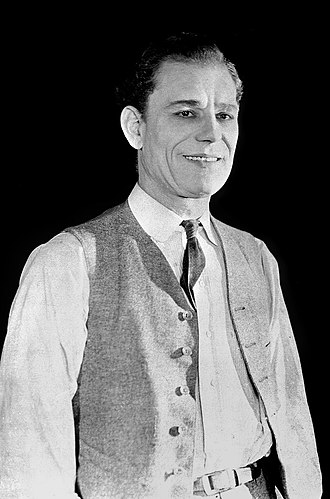 Lon Chaney - Chaney during the production of The Miracle Man, 1919