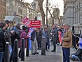 London November 30 2018 (22) Brexit Protest Downing Street (31181003057).jpg