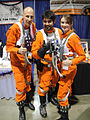 Long Beach Comic & Horror Con 2011 - rebel pilots (6301706544).jpg