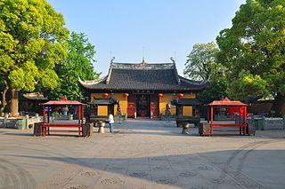 Longhua Temple Buddhist temple in Shanghai, China