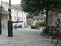 Looking down Glanrafon from the High St junction - geograph.org.uk - 1464570.jpg