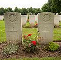 Loos British Cemetery - Unknown victims.jpg