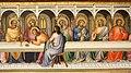 Lorenzo monaco, ultima cena, 1390 ca. 03.JPG