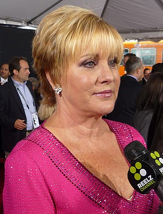 Lorna Luft - Luft in May 2010
