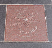 Lou Jacobi Star on Canada's Walk of Fame.jpg