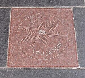 Jacobi, Lou (1913-2009)