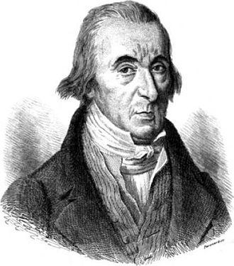 Louis-Marie Prudhomme - Portrait of Louis-Marie Prudhomme.