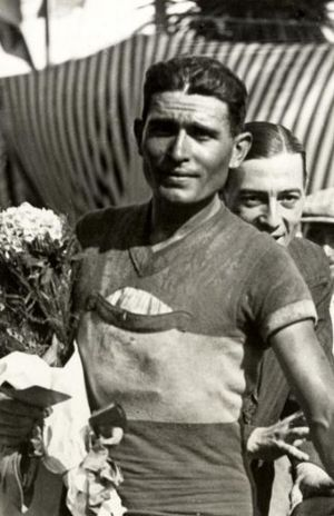 1931 Tour de France - Louis Peglion, seventh place in the general classification
