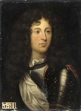 Louis, Count of Armagnac - Image: Louis of Lorraine, Count of Armagnac (1641 1718) by Alexandre Debacq (Versailles)