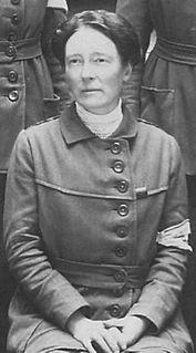 Louisa Garrett Anderson British physician and feminist