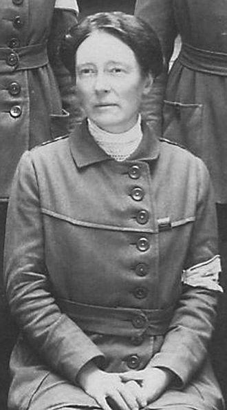 Louisa Garrett Anderson - Image: Louisa Anderson