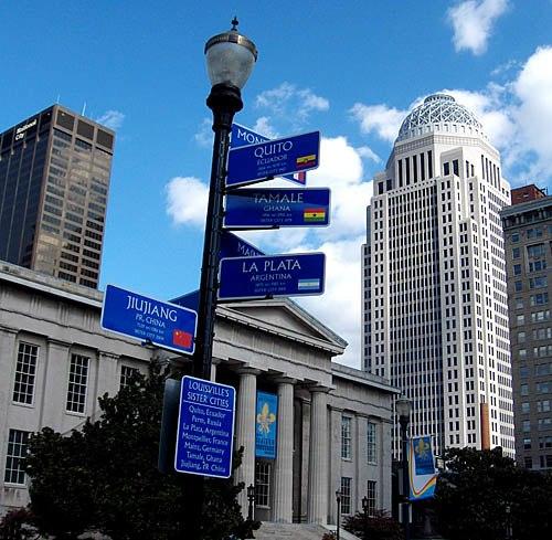 Louisville sistercities