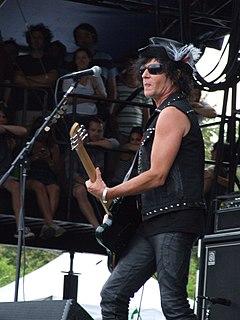 Daniel Ash British musician