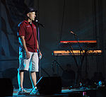 Lt. Dan Band gives free show at D-M 130329-F-EN010-180.jpg