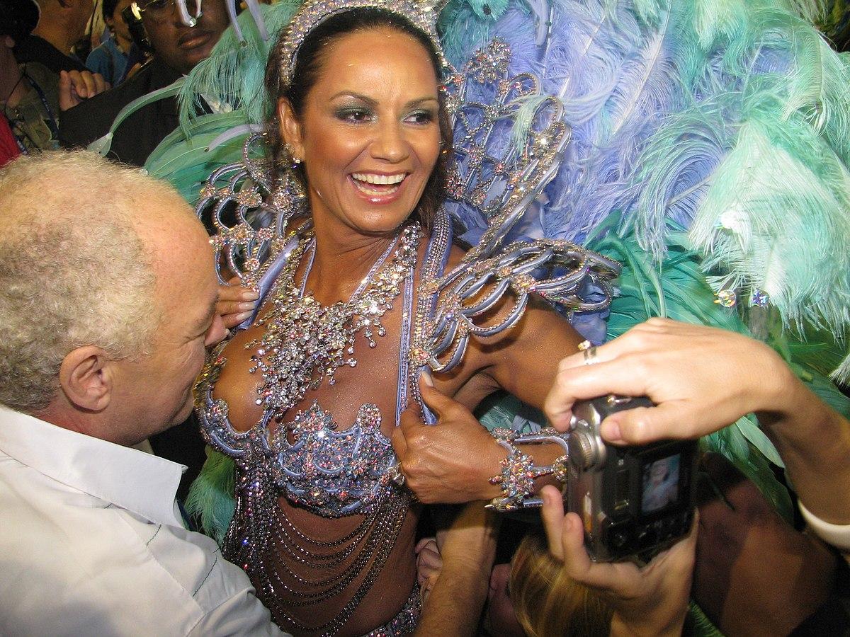 Rio de janeiro carnival hot