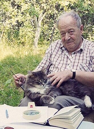 Yakov Lyubarsky - Yakov Lyubarsky in 1990s