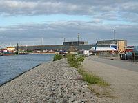 Lubmin Hafen-und-Kernkraftwerk June-2010 SL274178.JPG