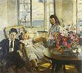 Lucien Simon, 1905 - Portrait de mes enfants.jpg
