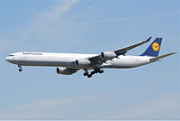 D-AIHE - A340 - Lufthansa