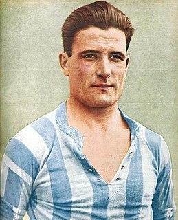 Luis Monti Argentine and Italian footballer