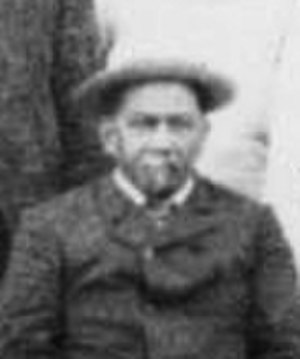 Luther Aholo - Aholo in 1886