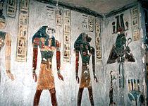 Luxor, Tal der Könige, Grab von Ramesses III. (1, 1995, 800x570).jpg