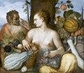 Målning. Pomona. Frans Floris - Hallwylska museet - 86704.tif