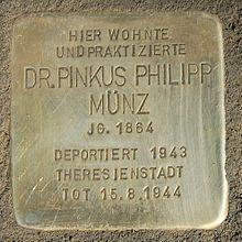 Philipp Münz Wikipedia