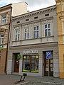 Měšťanský dům (Valašské Meziříčí), Náměstí 14, Valašské Meziříčí.JPG