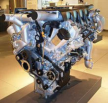 MAN TGX V8 engine.JPG