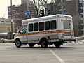 MBTA The Ride vehicle on Mass Ave, March 2017.JPG