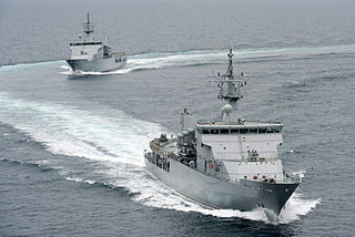 Protector-class offshore patrol vessel