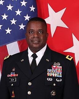 David Wilson (U.S. Army general) American military officer
