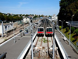 Robinson (Paris RER) - Gare de Robinson