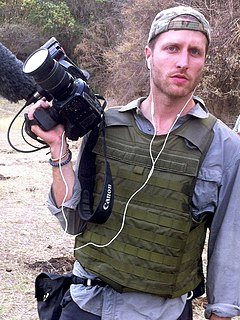 Matthew Heineman American documentary filmmaker