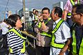 MRT and LRT Common Station site inspection 2.jpg
