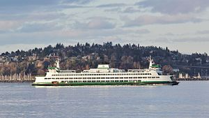 MV Wenatchee - Image: MV Wenatchee Duwamish Head