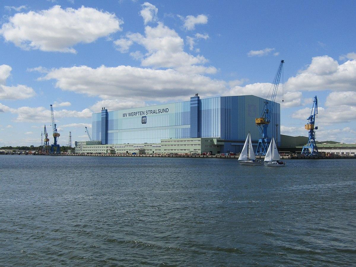 Mv Werften Stralsund